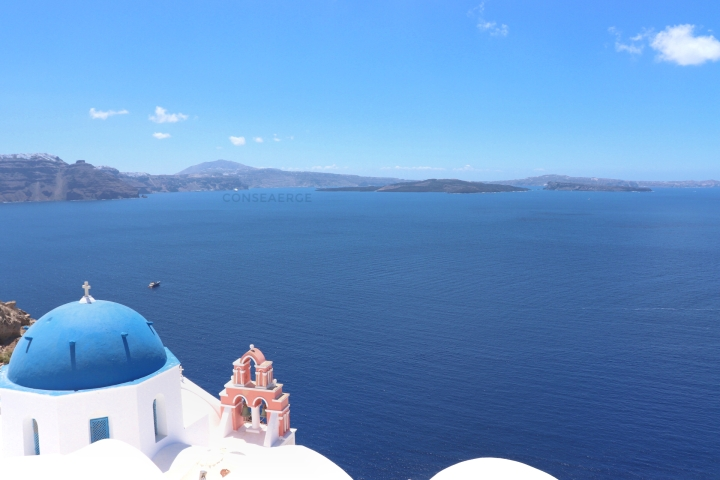 Santorini Summer 2019 – A Guide Around Oia